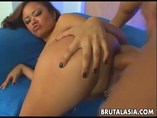 Annie Cruz getting her asshole fucked and plowed