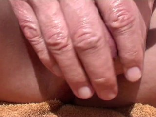 public sunny erotic penis massage