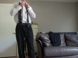 JohnnyIzFine Strips And Cums For April