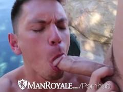 ManRoyale - BFs Zachary Perry & Chase Harding Fuck