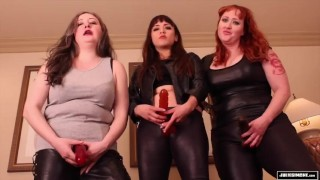 Anal Punishment - Pegging strap on femdom sissy sluts Julie Simone fetish redhead pegging sissy slut femdom kink mom fetish sex big boobs mother female domination strap on anal ass fuck fake tits female supremacy