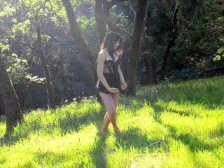 Hairy Girls in Nature Compilation by Nikki Silver
