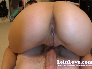 Lelu Love-Asshole Puckering Farting Hairjob