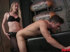 Villian Realty Pegging w Riley Reyes and Lance Hart