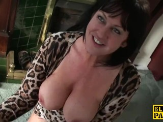 XXX porn - estel-two: Busty mature dominated with doggystyle
