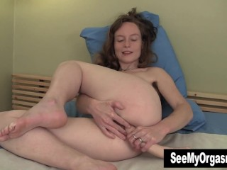 Lovely Ana Masturbating