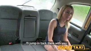 FakeTaxi Great ass and tight shaved pussy  car sex cum on ass point of view taxi british babe blowjob amateur blonde public camera faketaxi spycam dogging tattoos small boobs