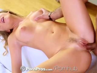 PornPros - Ashley Adams juicy pussy ready to get fucked