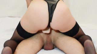 Hot wife Fuck a Guy with Strapons FEMDOM PEGGING  strapon guy strap on ass fuck femdom strapon guy pegging his ass femdom strapon pegging strapon femdom domination kink stockings adult toys pegging strapon wife strapon girls fuck guys