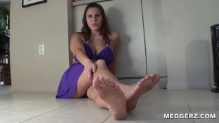 Foot Cuckold  kink feet denial cuckold humiliation foot cuck femdom pov cei sph