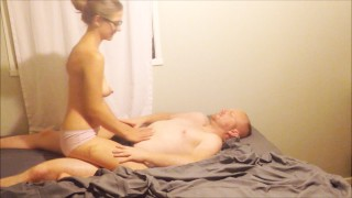 Happiest Ending!!! (Sensual Massage)