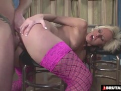 BrutalClips - Angel Couture Gets Abused