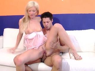 nathalie cherrie angelo godshack bg - Scene 1