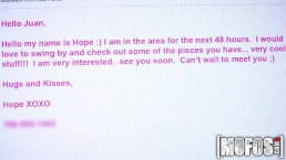 Mofos - Hope Harper - Flexible Spinner Gives Blowjob