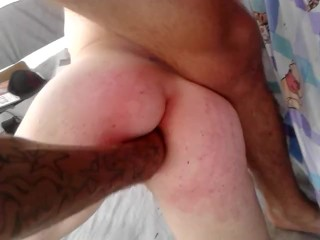 Hardcore Kinky couple Fist fuck and squirtagasm
