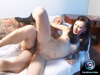Slutty girl tried out anal for the first time