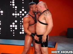 HotHouse Big Butt Fucked By Hunky Black Man