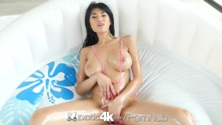 Exotic4K - Busty asian Jayden Lee lubed ass fucked hard big cock bigtits hardcore asian exotic4k big tits blowjob babe titty fuck anal 4k ass fuck anal sex jayden lee oiled busty facial