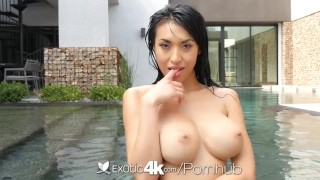 Exotic4K - Busty asian Jayden Lee lubed ass fucked hard big-cock bigtits hardcore asian exotic4k big-tits blowjob babe titty-fuck anal 4k ass-fuck anal-sex jayden-lee oiled busty facial