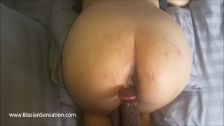 Pregnant Asian Wife Gets An Anal Creampie From A BBC  ass fuck point of view ass bbc bareback hd couple asian pov hardcore anal verified amateurs amateur couple bigass interracial wife asian amateur