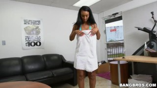 How to sexually harass your secretary properly ebony bangbrosnetwork hardcore young big ass teen babe pornstar glasses bangbros arianna knight butt booty teenager