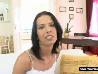 Olga Winter in Private Porn Audition