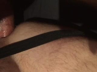 Getting fucked Bareback