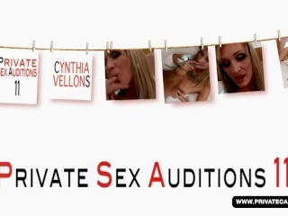 Cynthia Vallons wants a sex audition