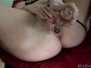 Big Pussy Play