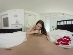 : VR 180 Stereoscopic TmwVRnet & Timea Bella Presents - High School Dreams