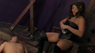 Akira Lane Femdom  japanese brunette kink domme mother mistress ass worship fake tits big tits facesitting mom