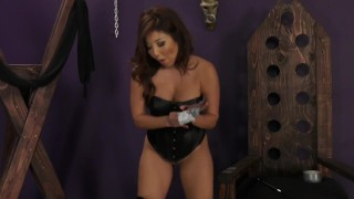 Akira Lane Femdom  mother japanese mistress ass worship brunette kink big tits mom fake tits facesitting domme