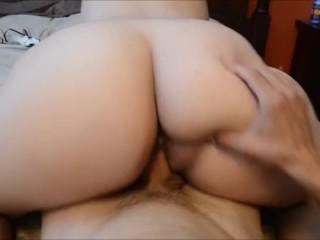 More latina big booty getting dick