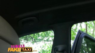 FemaleFakeTaxi Busty sexy driver milks studs cock hardcore sexy taxi amateur blonde blowjob cumshot huge-tits car pov femalefaketaxi pussy-licking hd point-of-view busty czech