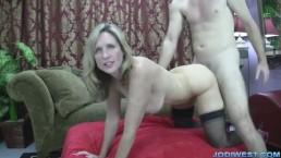 Jodi West Mama son Pornos Eine enge Pussy ficken