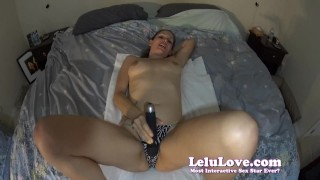 Lelu Love-Clean Up My Creampie Panties Cuckold lelu love closeups homemade femdom panties hardcore amateur blowjob cuckolding creampie pov brunette natural tits fetish hd humiliation doggystyle