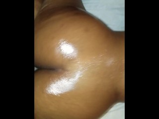 Juicy booty tam