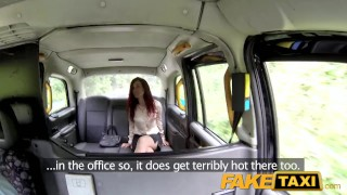 FakeTaxi Cabbie gets his best fuck in years  point of view amateur blowjob public pov camera faketaxi hardcore rimming spycam car reality rough dogging gagging deepthroat