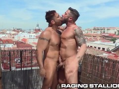 RagingStallion Hunky Men Of Madrid