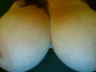 Natural Big Tits Horny Milf Solo Titties Masturbation Amateur