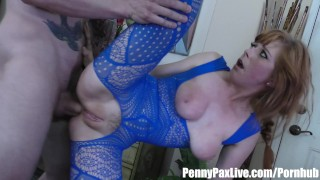 Penny Pax Gets Analized & Creampied By A Big Dick!  ass fuck penny pax big dick anal hardcore anal redhead blonde bodystocking big dick hardcore petite deepthroat anal penny pax anal big boobs all natural pennypaxlive all natural big tits anal creampie