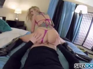 Sarah Jessie Dirty Stripper