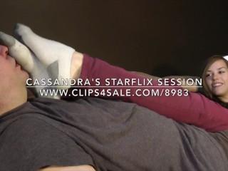 Cassandra's Starflix Session - www.c4s.com/8983/16169910