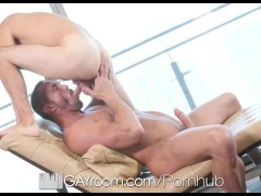 GayRoom - Daddy Myles Landon & Marcus Rivers