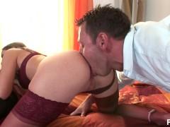 Babes Loving Dick 4 – Scene 2