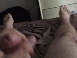 My first jerk off video...