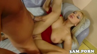 Preview 6 of Classy hooker cockriding after oral