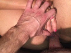 pounding my pussy