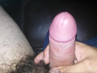 quick cock fluff and load teaser.