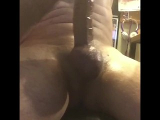 Great stroke of my throbbing cock.